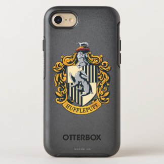 Hufflepuff vapensköld OtterBox symmetry iPhone 7 skal