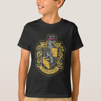 Hufflepuff vapensköld tröjor