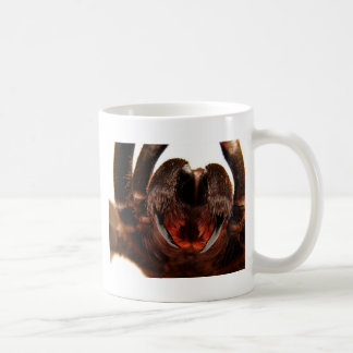Huggtänder - tarantelkonst avbildar 2 kaffemugg