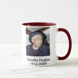 Hughes familj mugg