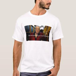 Hughs limbindningfullt av kvinnor tee shirt