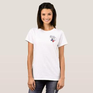 Humana utbildare av Texas kvinna T-tröja Tee Shirt