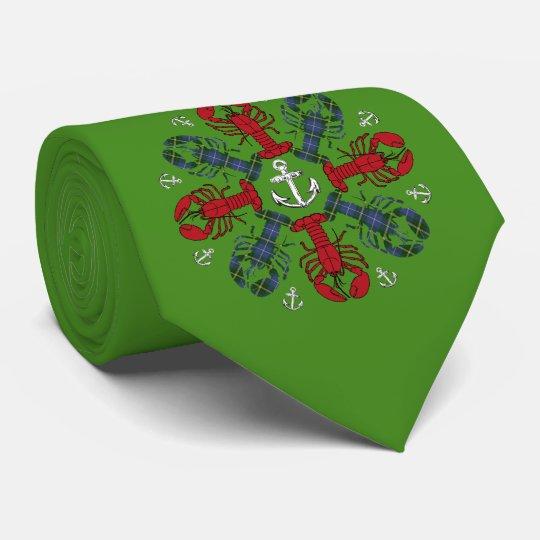 Hummersnowflaken ankrar den fula tien för slips