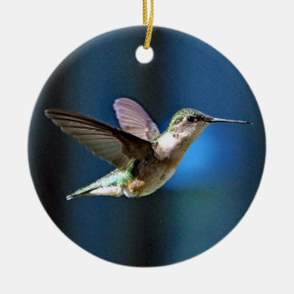 Hummingbird 424 julgransprydnad keramik