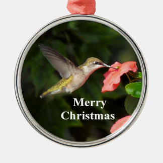 Hummingbird Julgransprydnad Metall