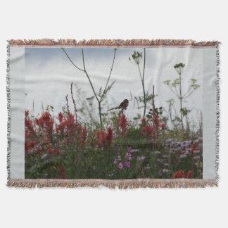 Hummingbird på skymningen mysfilt