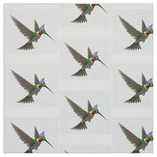 Hummingbird Tyg