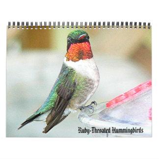 Hummingbirdkalender 2 kalender