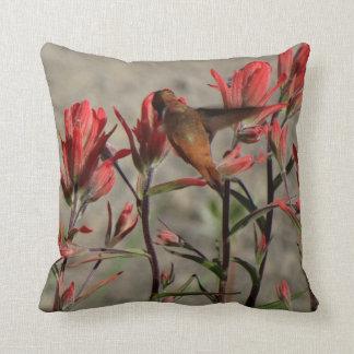 hummingbirdkardinal flw. kudde