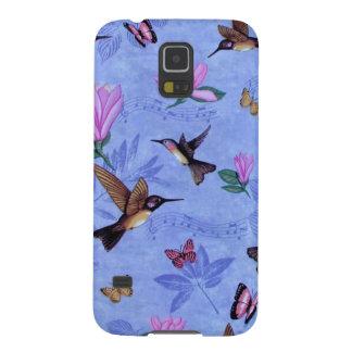 Hummingbirdmelodi Galaxy S5 Fodral