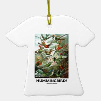 Hummingbirds Julgranskulor