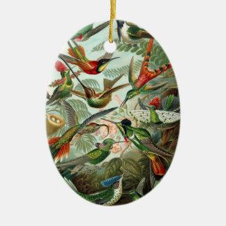 Hummingbirds Julgransprydnad Keramik