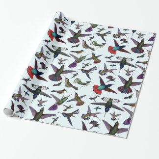 Hummingbirds Presentpapper