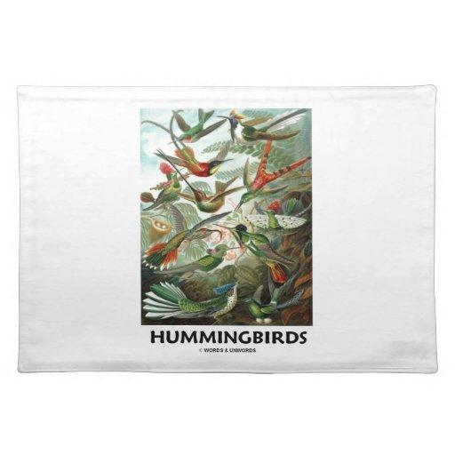 Hummingbirds Bords Underlägg