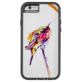 """""""Hummingbirdtryck 'för Perch två"""" på Tough Xtreme iPhone 6 Fodral"""