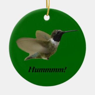 hummmming Hummingbird Julgransprydnad Keramik