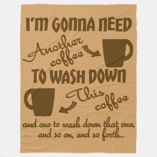 Humor för kaffetillbedjankoffein