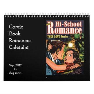 Humorboken fabulerar Sept 2017 - Aug 2018 Kalender