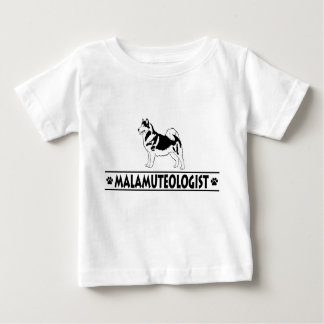 Humoristisk alaskabo Malamute T Shirt
