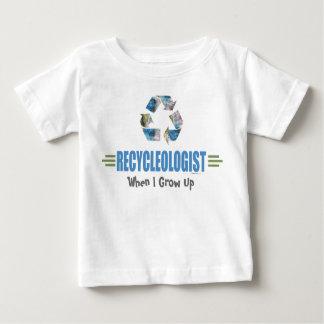 Humoristisk återvinning tröja