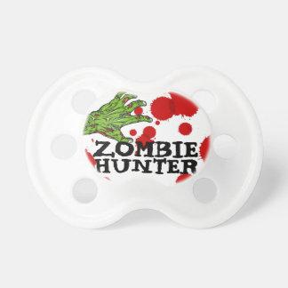 """Humoristisk baby """"för Zombiejägare"""" Napp"""
