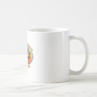 humoristisk florida rolig mygga kaffemugg