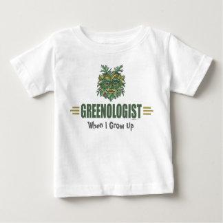 Humoristisk miljö t shirt