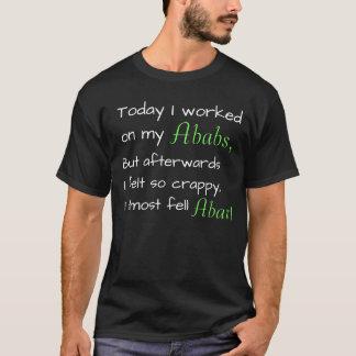 Humoristisk skjorta för Lyme sjukdommedvetenhet Tshirts