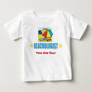 Humoristisk strandsemester tshirts