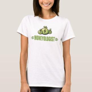 Humoristiska pengar t-shirt