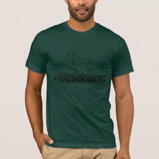 Humoristiska Rhodesian Ridgeback T-shirt