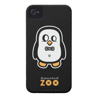 Humphrey pingvinet vid den spökade zooen iPhone 4 fodral