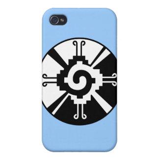 Hunab Ku iPhone 4 Hud