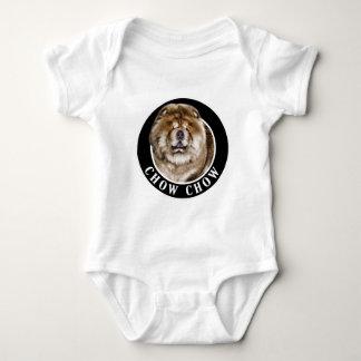 Hund 002 för ChowChow T Shirt