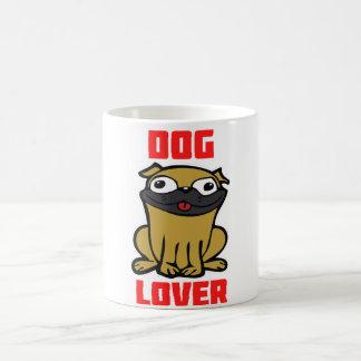 Hund älskare kaffemugg