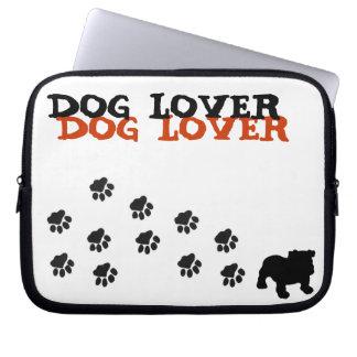 Hund älskarebärbar dator hänger lös laptop sleeve