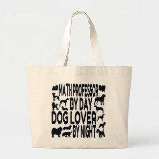 Hund älskareMathprofessor Tygkasse
