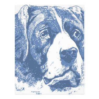 hund brevhuvud