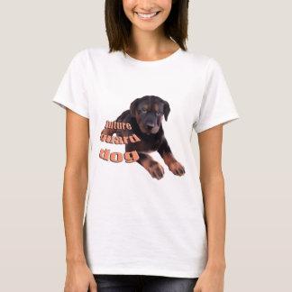Hund för Beauceron valpvakt Tee Shirts