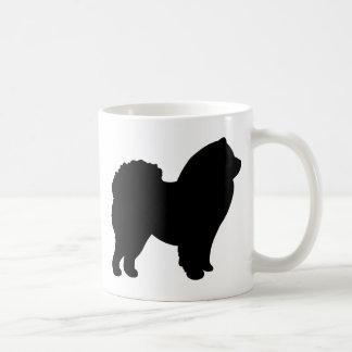 Hund för ChowChow Kaffemugg