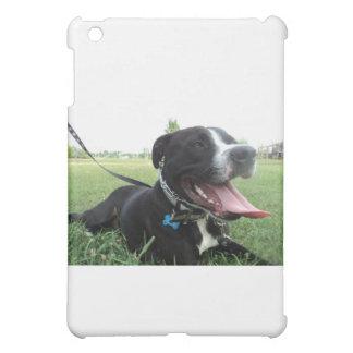 Hund för för APBT-amerikansymbol & familj iPad Mini Fodral