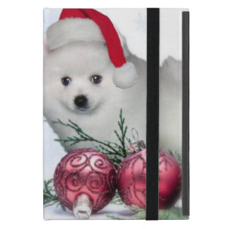 Hund för julamerikaneskimå iPad mini fodral