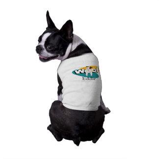 Hund för WOOF JRT för jackRussell älskare namn Hundtröja