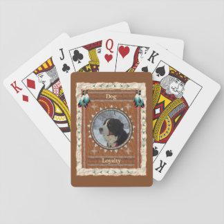 Hund - Lojalitetklassiker som leker kort Spelkort