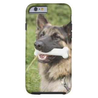 Hund med ben tough iPhone 6 fodral