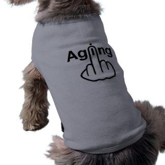 Hund som beklär åldras Flip Husdjurströja