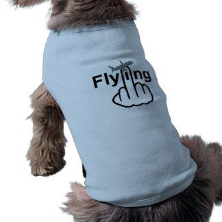 Hund som beklär flygFlip Husdjurströja