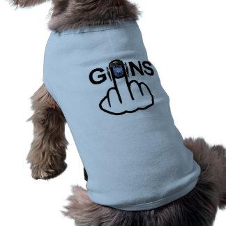 Hund som beklär vapenFlip Husdjurströja