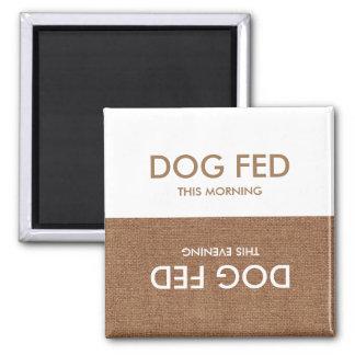 Hund som matas sist…, Afton- & Magnet