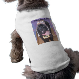 Hund tröja l5At oss få detta party startat!